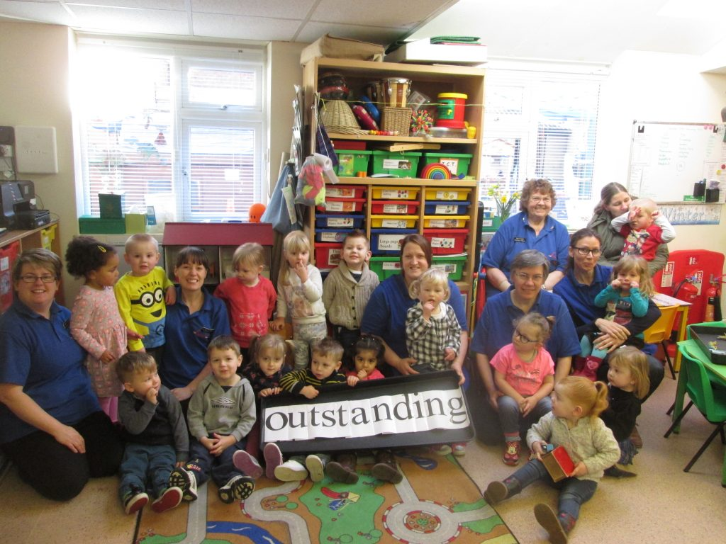 We received the 'Outstanding Grade' from Ofsted in 2016